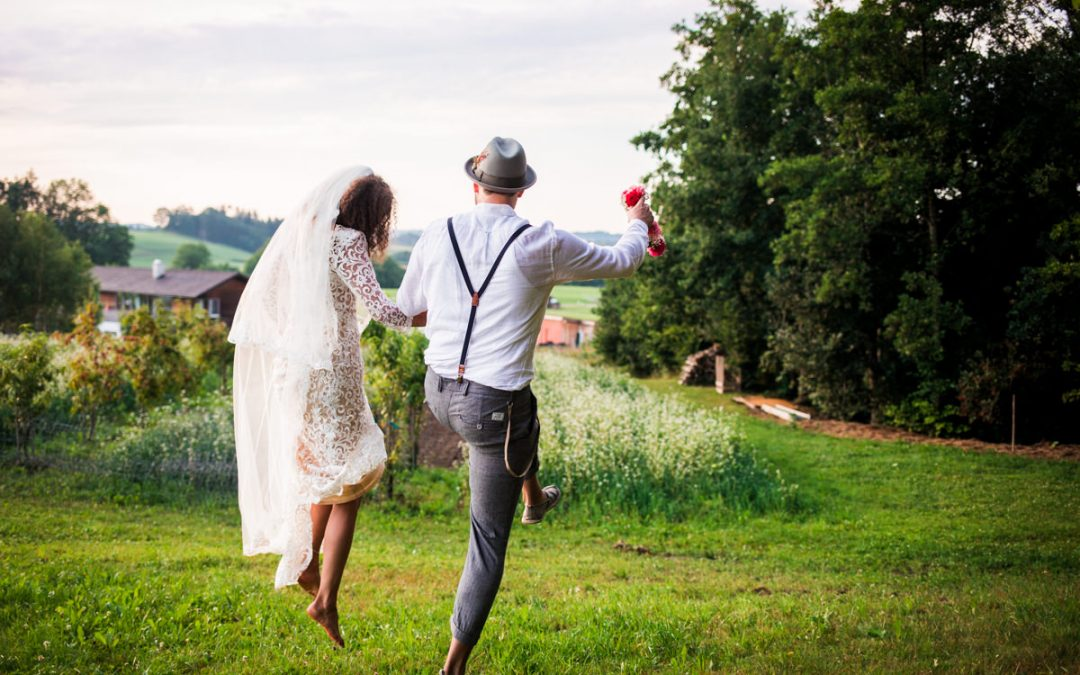 How to plan an eco friendly Yorkshire wedding – the venue