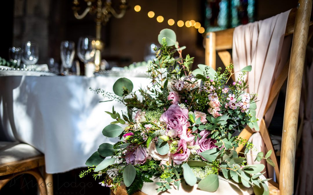 How to plan an eco-friendly Yorkshire wedding – wedding flowers