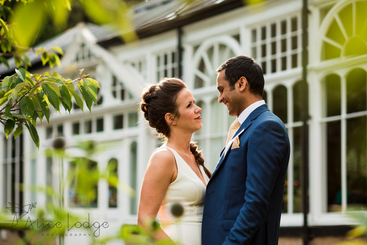 Wedding photographer old swan harrogate