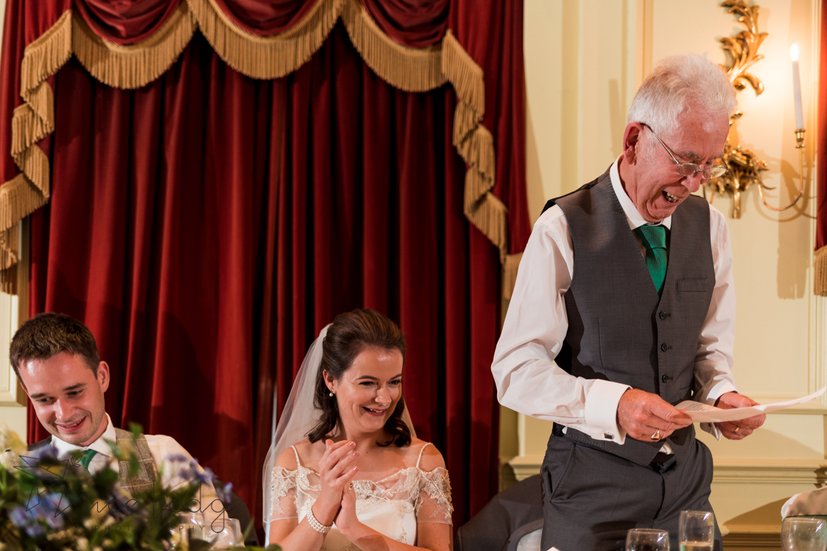 wedding speech of father of the bride