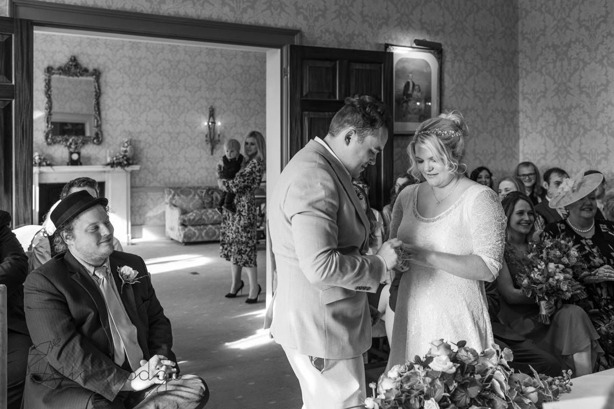 wedding photographer the grange hotel york