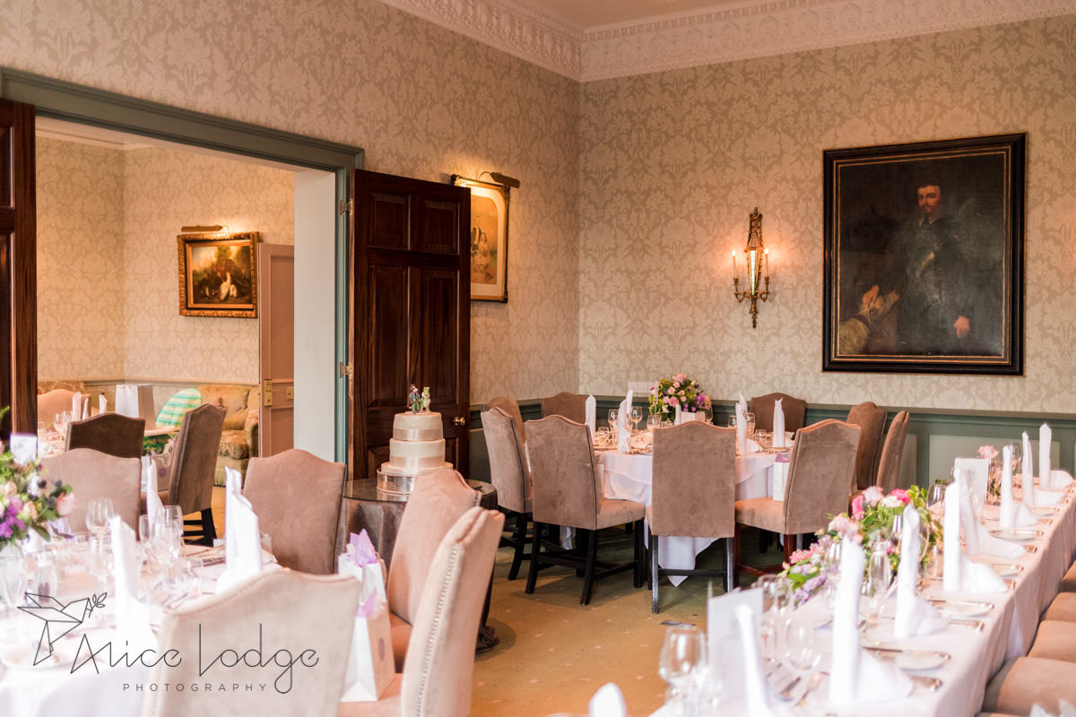 the grange hotel ceremony room