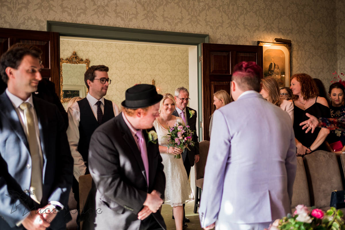 the grange hotel wedding ceremony