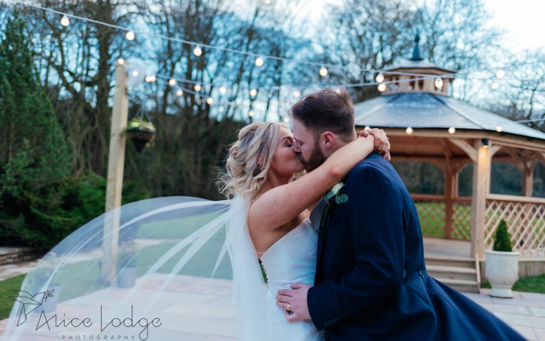 Whitley Hall Hotel wedding photographer – Natalie and Adam
