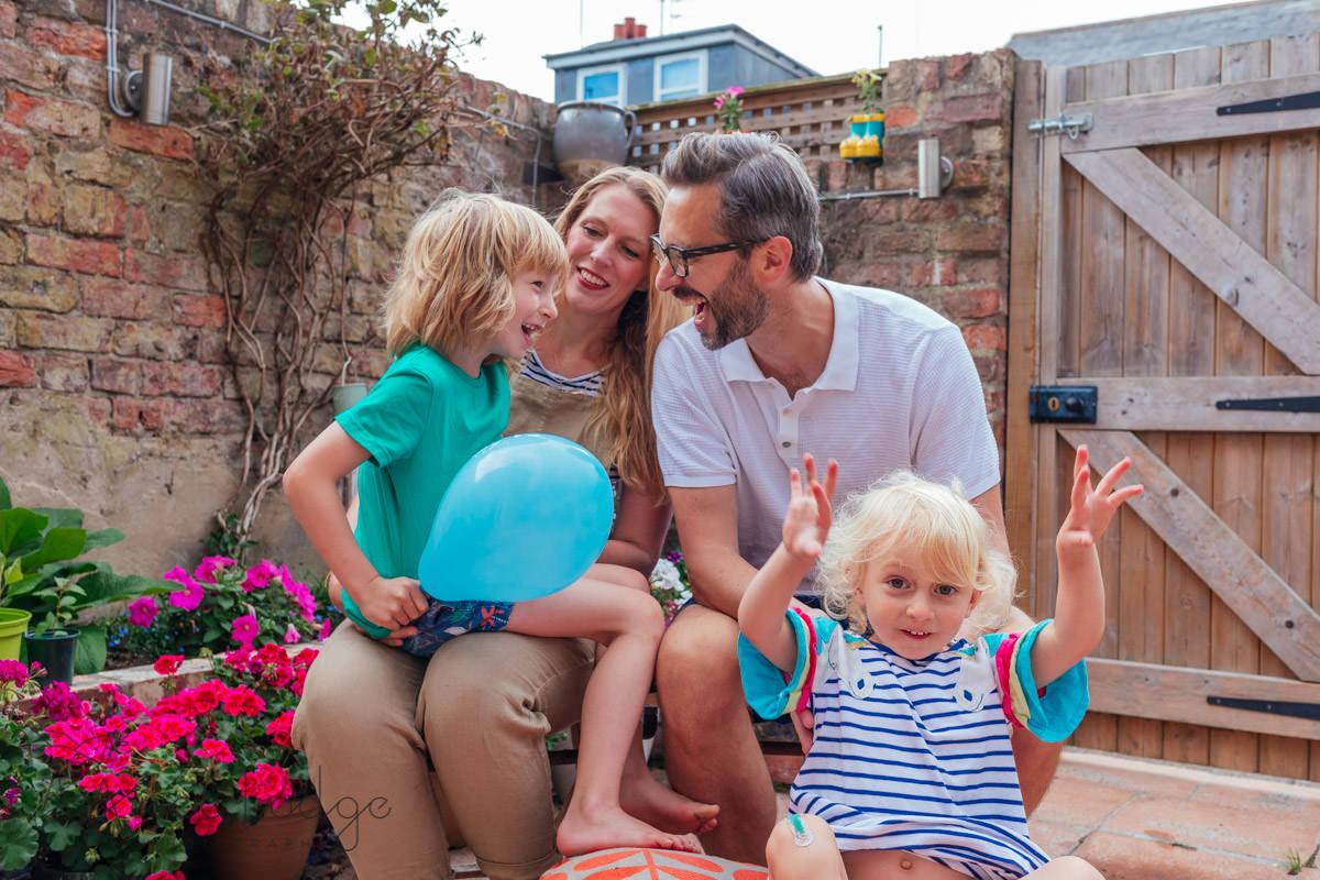 York family photography