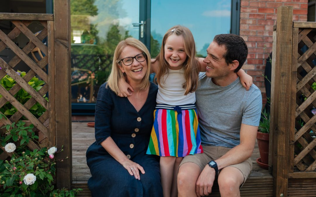 York family photography – the happy side of lockdown